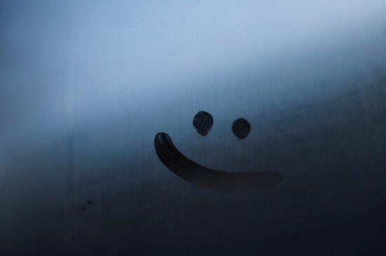 remember to smile! by Anete Bauere