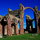 Lindisfarne Priory, Holy Island by Jayne Le Mee
