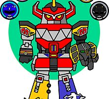 Rangers Zord by wss3