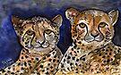 Cheetahs by Elizabeth Kendall