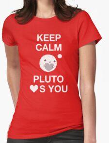 Keep Calm – Pluto Loves You T-Shirt