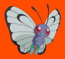 Pokemon huge butterfree by alexcool