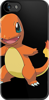 Pokemon huge charmander by alexcool