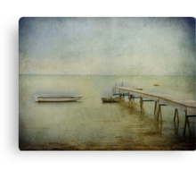 Summer Dawn Canvas Print
