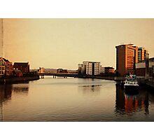 Belfast... Photographic Print