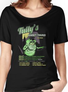 Tully's Ghost Tours Women's Relaxed Fit T-Shirt