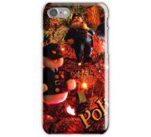 Officers Christmas II iPhone Case/Skin