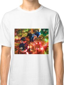 Officers Christmas I Classic T-Shirt