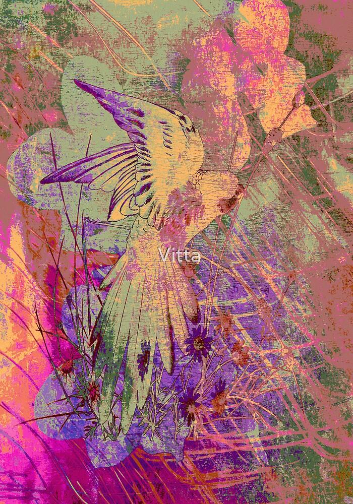 Amazing Parrot. by Vitta