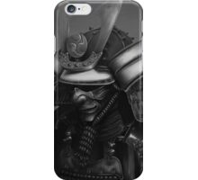 Samurai iPhone Case/Skin