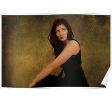 Anastasia texture Poster