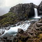 Folaldafoss by Roddy Atkinson