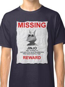 Missing Jinjo Classic T-Shirt