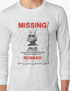 Missing Jinjo Long Sleeve T-Shirt
