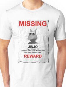 Missing Jinjo Unisex T-Shirt
