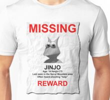 Missing Jinjo Unisex T-Shirt