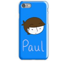 Paul  iPhone Case/Skin