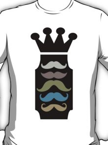 Moustache King T-Shirt
