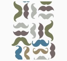 Moustaches by sledgehammer