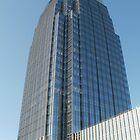 Building Downtown Nashville by mltrue