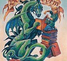 Book Wyrm by Raine  Szramski