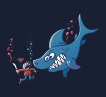 Sharks are Furious, Stop Finning! Kids Clothes