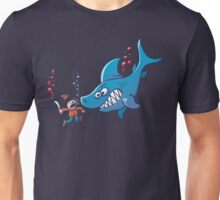 Sharks are Furious, Stop Finning! Unisex T-Shirt