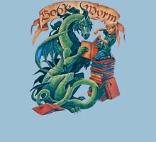 Book Wyrm Womens Fitted T-Shirt