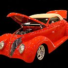 1939 Ford Roadster by freevette