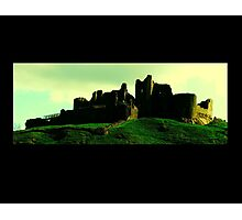 Carreg Cennen Castle / Castell Carreg Cennen Photographic Print