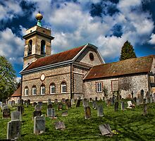 St Lawrence Church West Wycombe by Dave Godden
