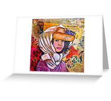 somewhere in time Greeting Card