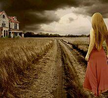 Home... by Karen  Helgesen