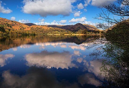 Grasmere Cumbria by John Hare