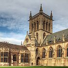 St Johns college chapel..2 by Stacey  Purkiss