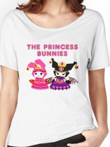 Princess Bunnies  Women's Relaxed Fit T-Shirt