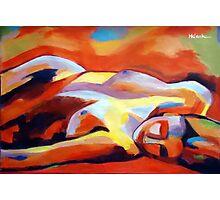 """Sleeping woman"" Photographic Print"