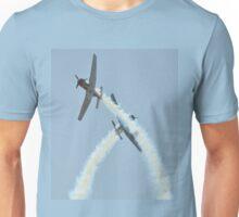 Russian Roolettes Crossover 2,Maitland Airshow,Australia 2015  Unisex T-Shirt