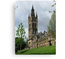 Glasgow Uni Canvas Print