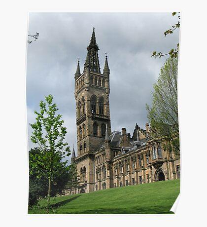 Glasgow Uni Poster
