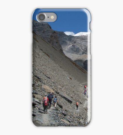 The Path to Thorung Phedi iPhone Case/Skin