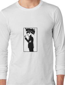 Moriarty get Sherlock Long Sleeve T-Shirt