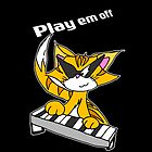 Keyboard Cat by autobotchari
