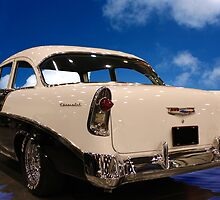 1956 Chevy Dreamboat by freevette