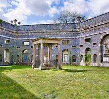 Sir Francis Dashwoods Mausoleum by Dave Godden