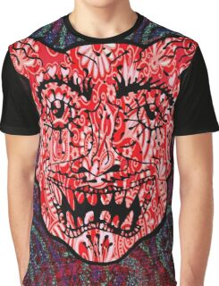'Handsome Devil Mask #3' Graphic T-Shirt
