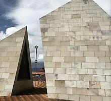 Wellington Pyramid by Shevaun  Shh!