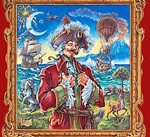 Baron Munchausen by Raine  Szramski