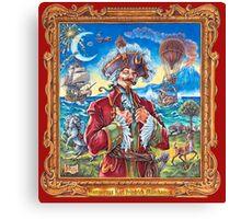 Baron Munchausen Canvas Print