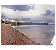 Tranquility in Minnesota Poster